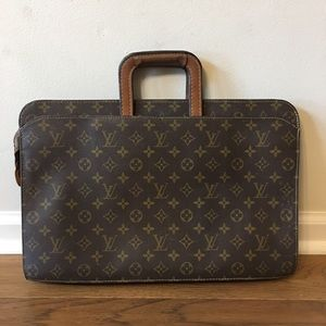 Louis Vuitton laptop briefcase